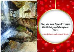 Custom Holiday Postcards