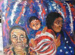 Fine Art - Portrait, American Indian, Trail of Tears