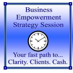 Business Empowerment Strategy Session