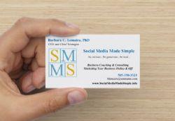 Social Media Made Simple -Basic Social media Footprint