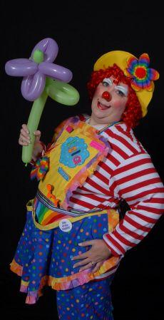 Silly Magic Show & Balloon Twisting