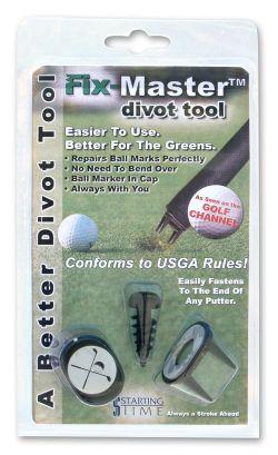 Fix Master Ball Mark Repair Tool