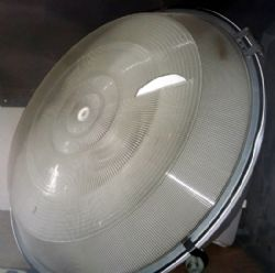 INDUSTRIAL HALOGEN LIGHT FIXTURE