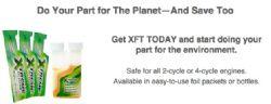 Xtreme Fuel Treatment (XFT) 4 - Foil Packs