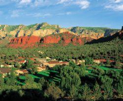 Beautiful Sedona Golf Timeshare!