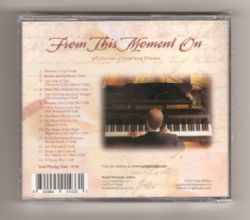 Compact Disk:  Keith Phillips - From This Moment On