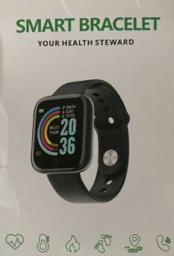 Smart Bracelet your Health Steward