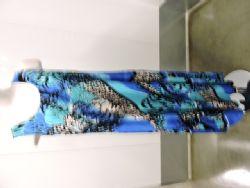 Dress Long Tank Dress in Butterfly pattern. Sz S