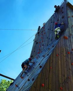 Thrillsville Aerial Adventure - Red River Gorge Area