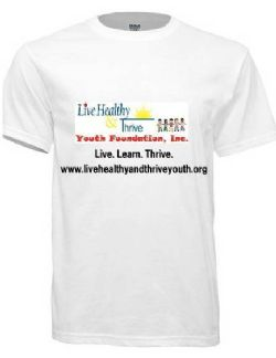 Live Healthy & Thrive T-Shirt