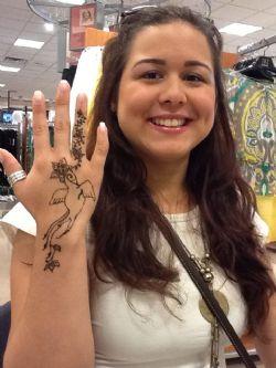 Henna Tatoo Artist